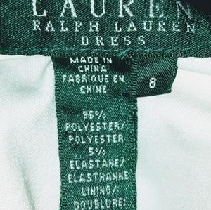Ralph Lauren Dresses - Ralph Lauren Dress Size 8